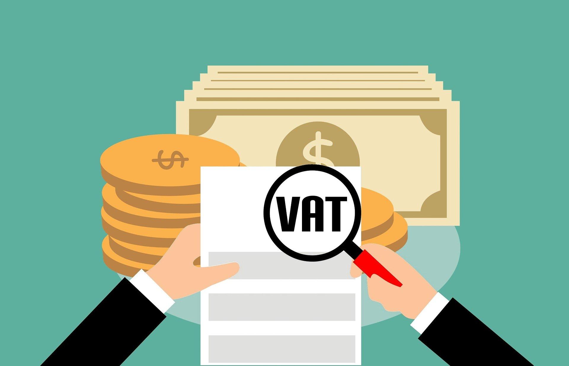Zmiana matrycy VAT