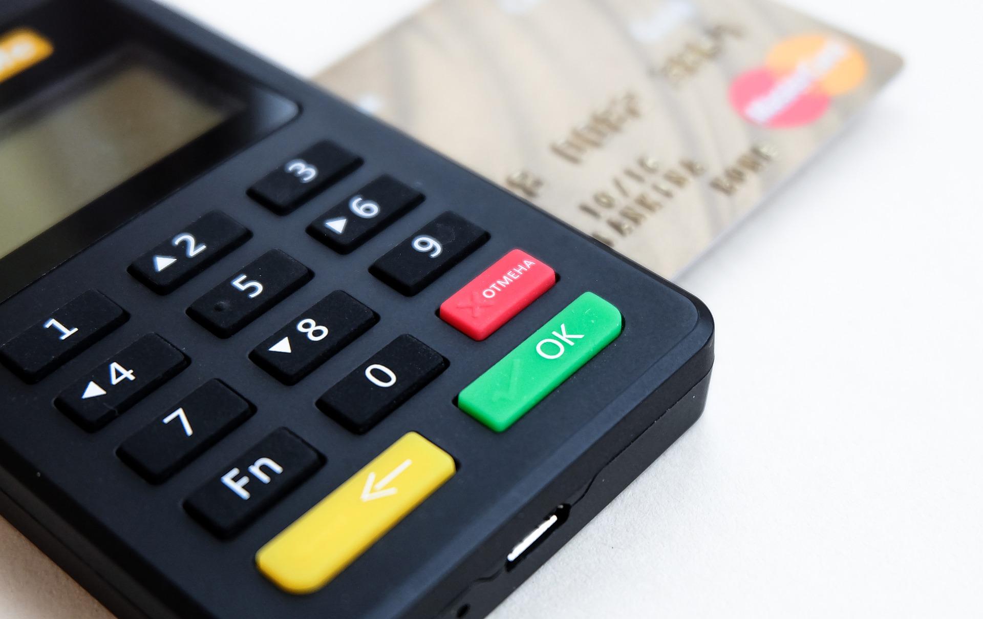 Kasa wirtualna na terminalu płatniczym
